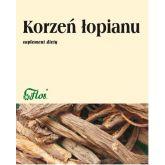 FLOS ŁOPIAN KORZEŃ 50G