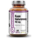 Pharmovit Kwas Hialuronowy 150mg 60 kap