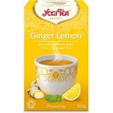 Yogi Tea GINGER LEMON Imbirowo-cytrynowa