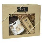 LAQ Zestaw Dzik żel pod prysznic 500 ml+olej