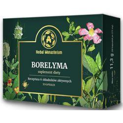 Herbal Monasterium Borelyma 30 k borelioza