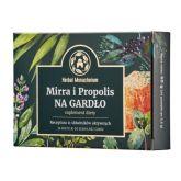Herbal Monasterium Mirra i Propolis na gardło 24 p