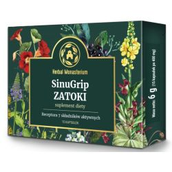 Herbal Monasterium SinuGrip Zatoki 15 k