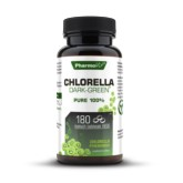 Pharmovit Chlorella Dark Green 180 tabletki