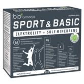 Biofarmacja Sport & Basic elektrolity sole min. 14