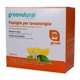 Greenatural Tabletki do zmywarki Family 50 szt