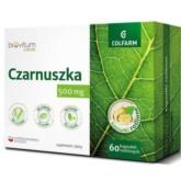 Colfarm Biovitum Czarnuszka 500 mg 60 kapsułek