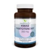 Medverita Kwas Pantotenowy 200 mg 90 kap