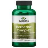 Swanson Berberine Complex 425 mg 90 kap
