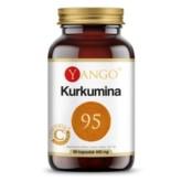 Yango Kurkumina 60 K. Działa Przeciwzapalnie