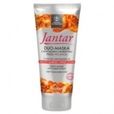 Jantar Duo Maska do włosów zniszczonych 200 ml