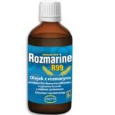 Asepta Rozmarine R99 Olejek z rozmarynu 30 ml