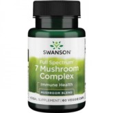 Swanson Full Spectrum 7 Mushroom Complex 60 k