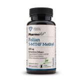 Pharmovit Folian 5 MTHF Methyl 600 ug 60 k