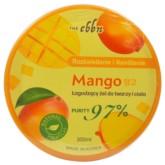TheEbbn Mango łagodzący żel do twarzy ciała 300ml
