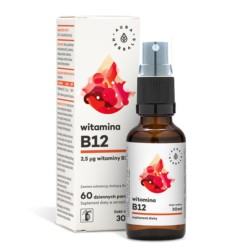 Aura Herbals Witamina B12 Forte 30 ml