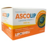 Genexo Ascolip Liposomal Vitamin C smak cytryny