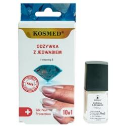 Kosmed Odżywka do paznokci z Jedwabiem 9 ml
