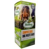 BioBag Worki Na Psie Odchody biodegradowalne 40 s