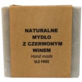 Carmen Naturalne Mydło Z Czerwonym Winem 100 g