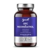 Panaseus OPC + Resweratrol - 50 kap młodość