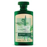 Herbal Care Szampon Konopie 330 ml wł osłabione