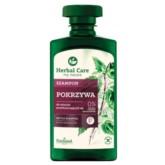 Herbal Care Szampon Pokrzywa 330 ml wł tłuste