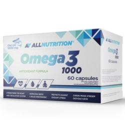Allnutrition Omega 3 1000 60 kap