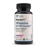 Pharmovit Witamina K2 MK7+ D3 4000 60 kap