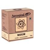 Aurospirul Neem 100 g Działa Antybakteryjne