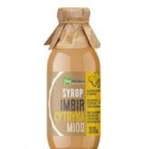 Ekamedica Syrop Imbir Cytryna Miód 250ml