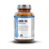 Pharmovit Adek-Vit Softgel Active 60