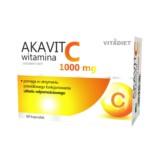 Vitadiet Akavit Witamina C 1000 Mg 60 K Odporność