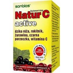 SANBIOS NATUR C ACTIVE 100T