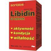 SANBIOS LIBIDIN 60 TAB DW 05/19