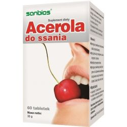 SANBIOS ACEROLA DO SSANIA 60T