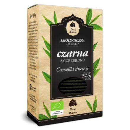 DARY NATURY HERBATA CZARNA EKO 25X1,5G