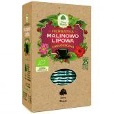 DARY NATURY HERBATA MALINOWO-LIPOWA 25X2,5G