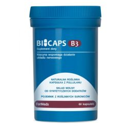 FORMEDS BIOCAPS WIT. B3 60 KAPS.