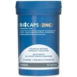 FORMEDS BIOCAPS ZINC 60 KAPS.