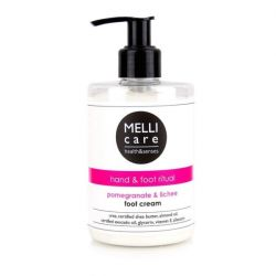 MELLI CARE FOOT CREAM POMEGRANATE & LYCHEE 300ML