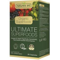 NATURES AID ULTIMATE SUPERFOOD 60KAP