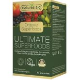 NATURES AID ULTIMATE SUPERFOOD 60KAP