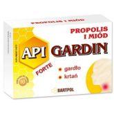 BARTPOL API GARDEN PROPOLIS MIÓD 16 Tabletek