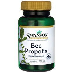 SWANSON BEE PROPOLIS 550MG/60KAPS