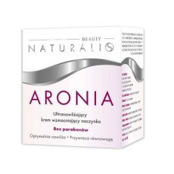 NATURALIS ARONIA KREM ULTRANAWILŻAJĄCY 50ML