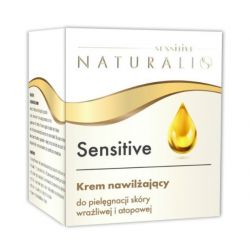 NATURALIS SENSITIVE KREM NAWILŻAJĄCY 50ML