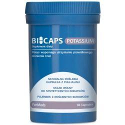 FORMEDS BIOCAPS POTASSIUM 60 KAPS.