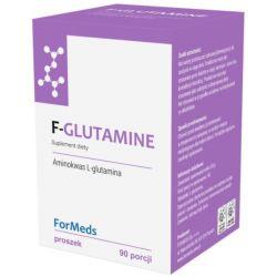 FORMEDS F-GLUTAMINE 90 PORCJI PROSZEK