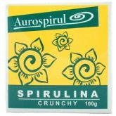 AUROSPIRUL SPIRULINA CRUNCHY 100G